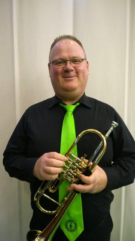 Fülöp Gábor - trombita, szólamvezető