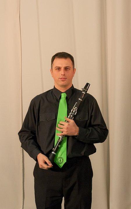 Kovács András - koncertmester, szólamvezető